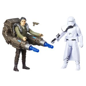 Kit-de-Luxo-Star-Wars--O-Despertar-da-Forca-Poe-Dameron-e-Snowtrooper-da-Primeira-Ordem---Hasbro