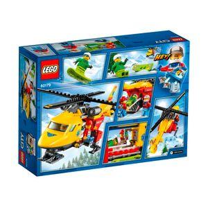 Lego-City-60179-Helicoptero-Ambulancia---Lego