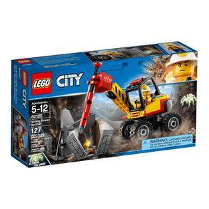 Lego-City-60185-Veiculo-Minerador---Lego