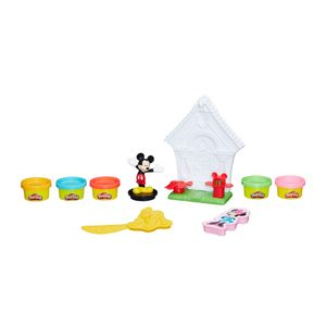 Play-Doh-Disney-Casinha-Magica---Hasbro