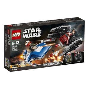 Lego-Star-Wars-75196-Microfighters-A-wing-vs.-Silenciador-TIE---Lego