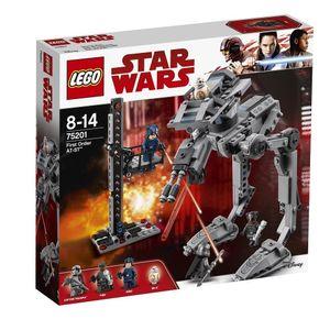 Lego-Star-Wars-75201-AT-ST-da-Primeira-Ordem---Lego