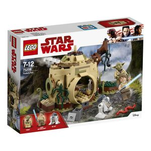 Lego-Star-Wars-75208-A-Cabana-de-Yoda---Lego