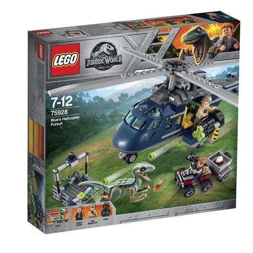 Lego-Jurassic-World-75928-Perseguicao-de-Helicoptero---Lego