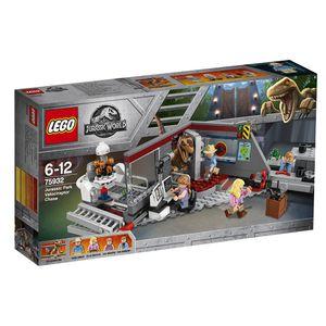 Lego-Jurassic-World-75932-Jurassic-Park-Velociraptor-Chase---Lego