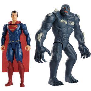 Liga-da-Justica-Conjunto-2-Figuras-Doomsday-e-Superman---Mattel