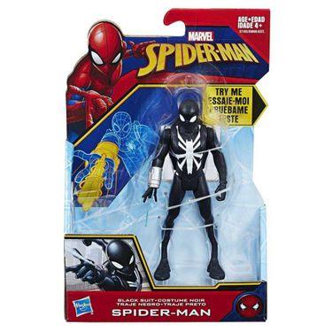 Boneco Marvel Homem Aranha Preto Hasbro Toymania Toymania Mobile Inspirado em um personagem de quadrinhos da marvel comics que virou filme em 2002. boneco marvel homem aranha preto