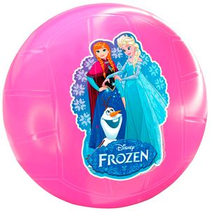 Mini-Bola-de-Vinil-Frozen---Lider