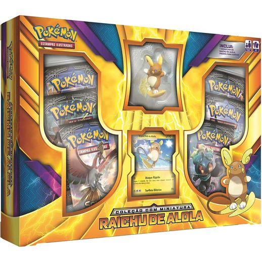 Pokemon-Box-Miniatura-Raichu-de-Alola---Copag