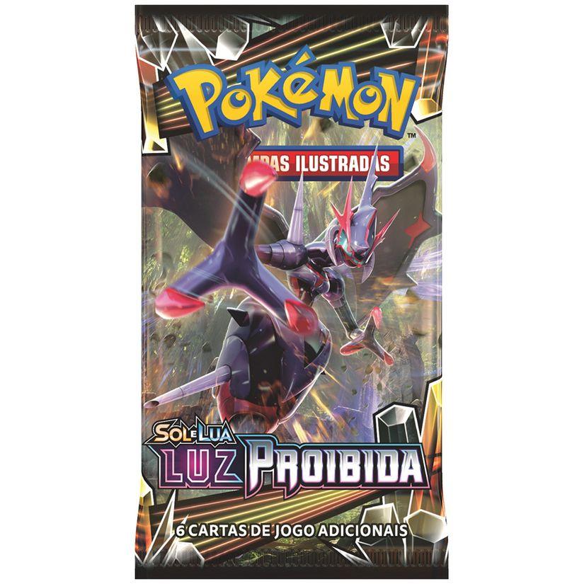 e8778d850 Pokemón Booster Sol e Lua Luz Proibida Unitário - Copag | Toymania ...