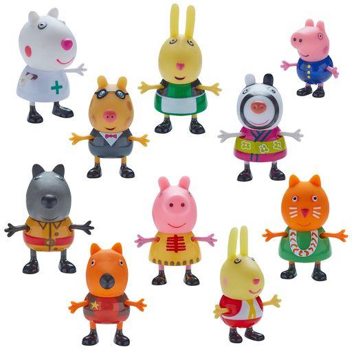 Peppa-Pig-Fantasia-10-Figuras---DTC