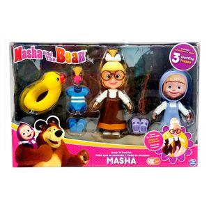 Boneca-Masha-Piscina-com-3-Roupas-e-Acessorios---Sunny