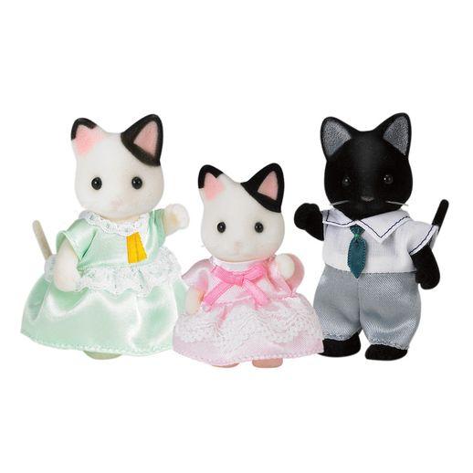 Sylvanian-Families-Familia-dos-Gatos-Malhados---Epoch-Magia