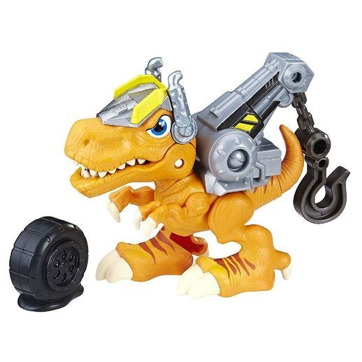 Playskool Heroes Rebocossauro Chomp Squad - Hasbro