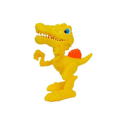 Junior-Megasaur-Dino-Comilao-Amarelo---Fun-Divirta-se