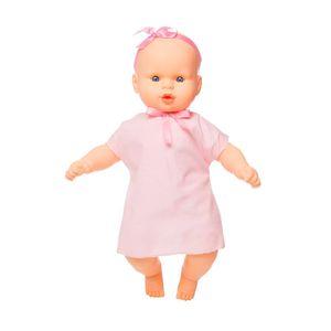 Boneca-Colinho-da-Mamae-Vestido-Rosa-43-cm---Estrela
