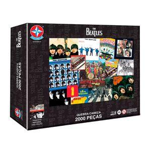 Quebra-Cabeca-The-Beatles-2000-pecas---Estrela