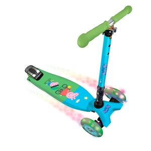 Patinete-Dobravel-Peppa-Pig-Flash-com-Luzes---DTC