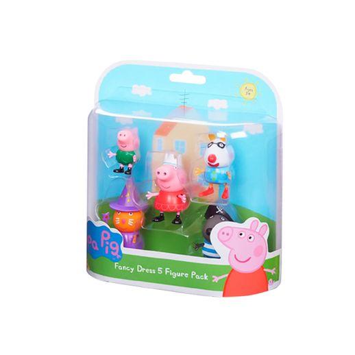 Peppa-Pig-Bonecos-Colecionaveis---DTC