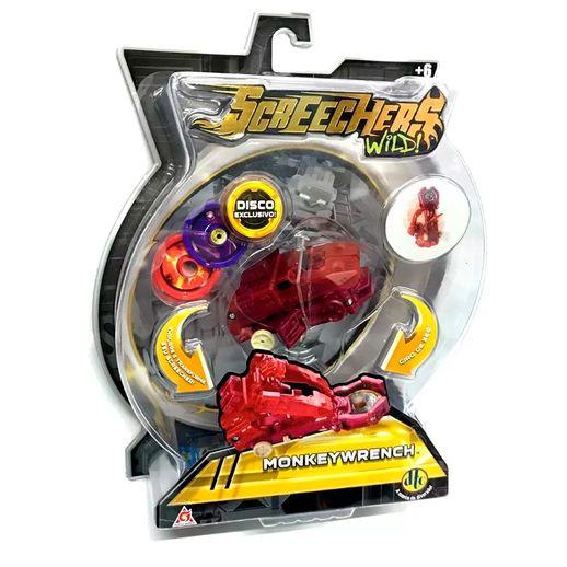 Screechers-com-3-Discos-Monkeywrench---DTC