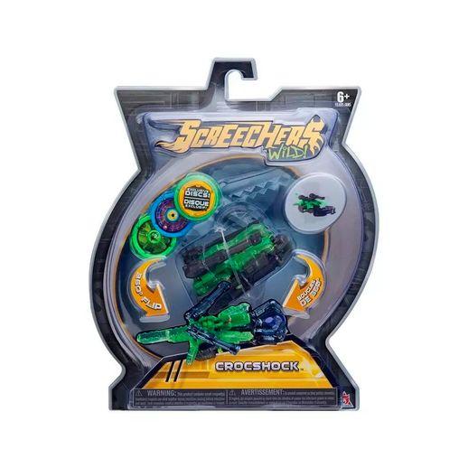 Screechers-com-3-Discos-CrockShock---DTC