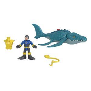 Imaginext-Jurassic-World-Mosasaurus-Diver---Mattel