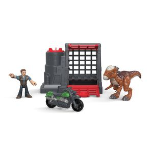Imaginext-Jurassic-World-Stygimoloch-Owen---Mattel
