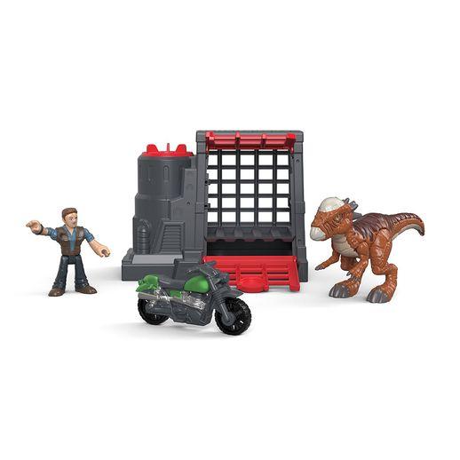 Imaginext-Jurassic-World-Stygimoloch-Owen---Mattel