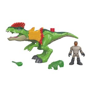 Imaginext-Jurassic-World-Dilophosaurus---Mattel