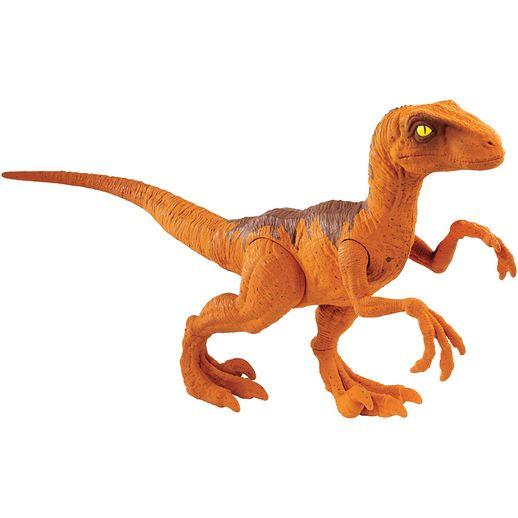 Jurassic-World-Velociraptor-Laranja---Mattel