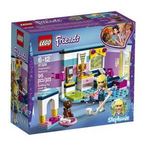 Lego-Friends-41328-O-Quarto-Da-Stephanie---Lego