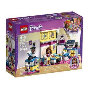 Lego-Friends-41329-O-Quarto-da-Olivia---Lego