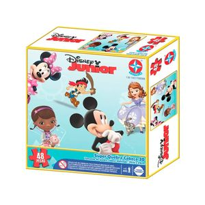Super-Quebra-Cabeca-3D-Disney-Junior---Estrela
