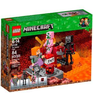 Lego-Minecraft-21139-O-Combate-de-Nether---Lego