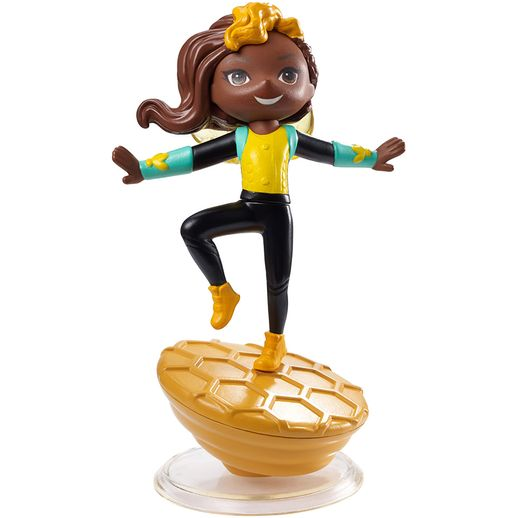 Boneca-DC-Super-Hero-Girls-Vinil-Bumble-Bee---Mattel