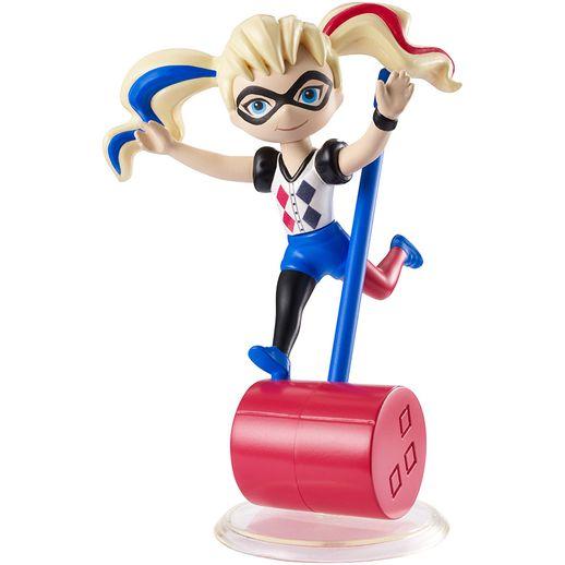 Boneca-DC-Super-Hero-Girls-Vinil-Harley-Quinn---Mattel-