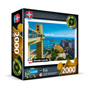 Quebra-Cabeca-Elevador-Lacerda-2000-Pecas---Estrela