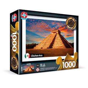 Quebra-Cabeca-Chichen-Itza-1000-Pecas---Estrela