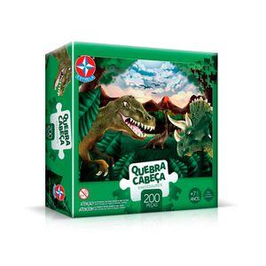 Quebra-Cabeca-Dinossauro-200-Pecas---Estrela
