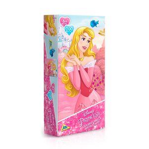 Quebra-Cabeca-Princesas-Metalizado-Aurora-200-Pecas---Toyster