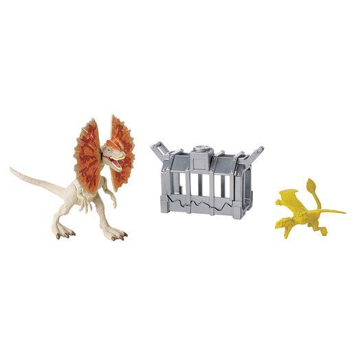 Jurassic-World-Destrutosauros-Dilophosaurus---Mattel
