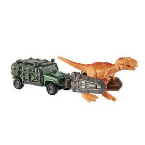 Jurassic-World-Matchbox-Tyranno-Hauler---Mattel