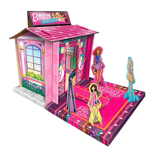 Barbie-Estudio-Fashion---Copag