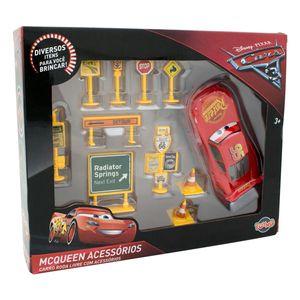 Carros-3-Relampago-McQueen-com-Acessorios---Toyng
