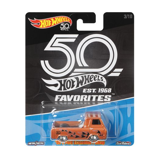 Hot-Wheels-Favoritos-do-Colecionador-Ford-Econoline---Mattel
