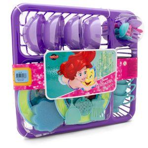 Conjunto-de-Louca-com-Escorredor-Princesas-Ariel---Toyng
