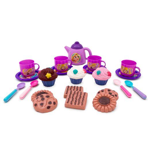 Jogo-de-Cha-com-Biscoitos-Princesas-Enrolados-Outra-Vez-24-Pecas---Toyng