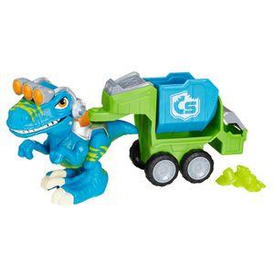Playskool-Heroes-Chomp-Squad-Raptor-Compactor---Hasbro