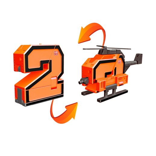 Pocket-Morphers-N2-Chopper---Fun-Divirta-se