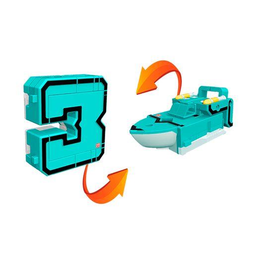 Pocket-Morphers-N3-Patrol-Boat---Fun-Divirta-se